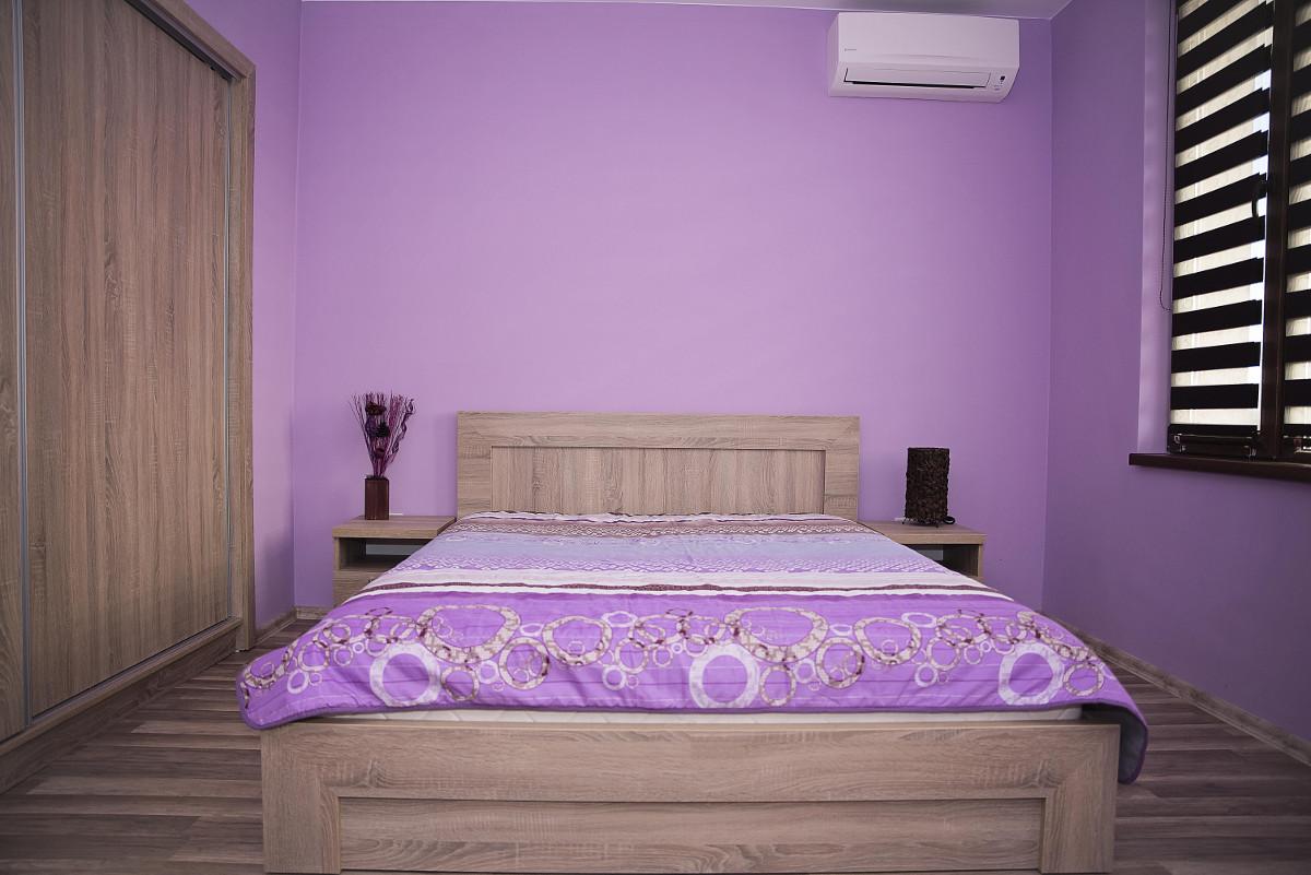 Спалня 1 Къща за гости Фамилия